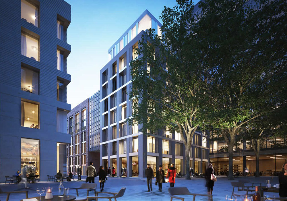 Barts Square Phase 1
