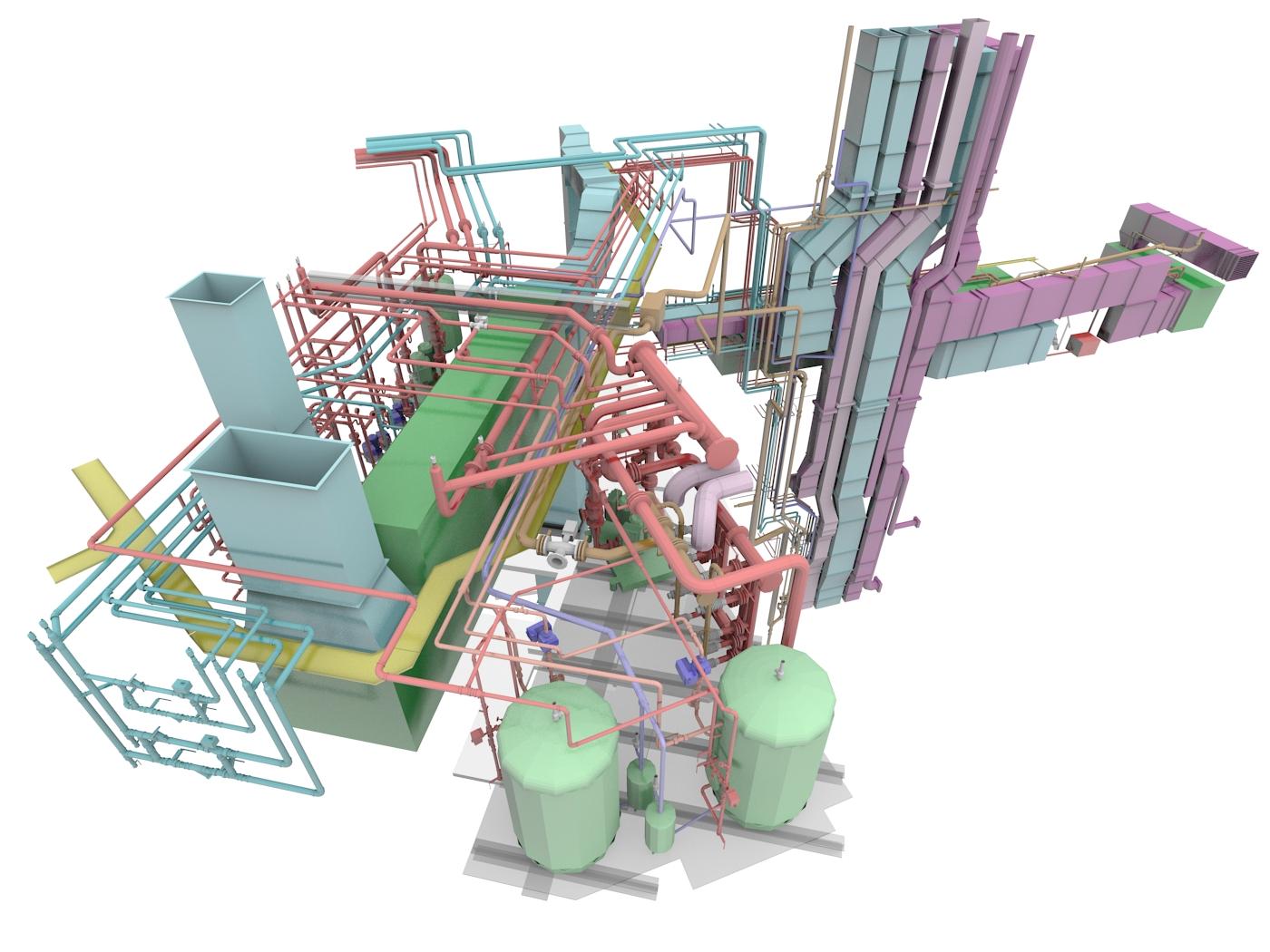 CAD Drawing 3D BIM Solutions