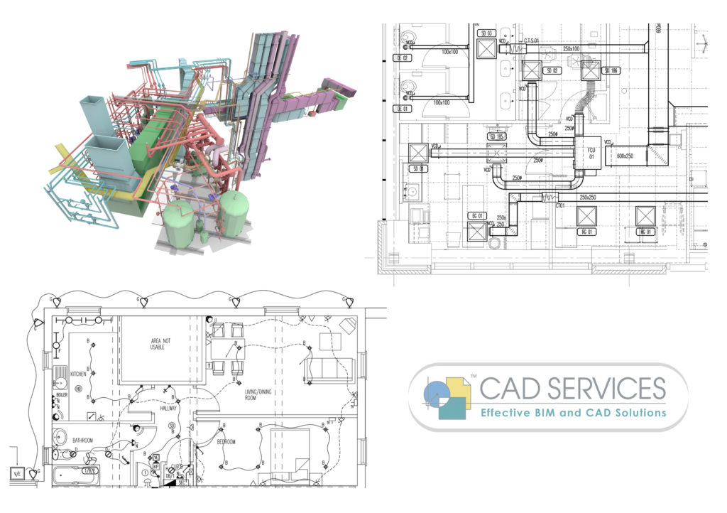 CAD Services image BIM CAD drawings