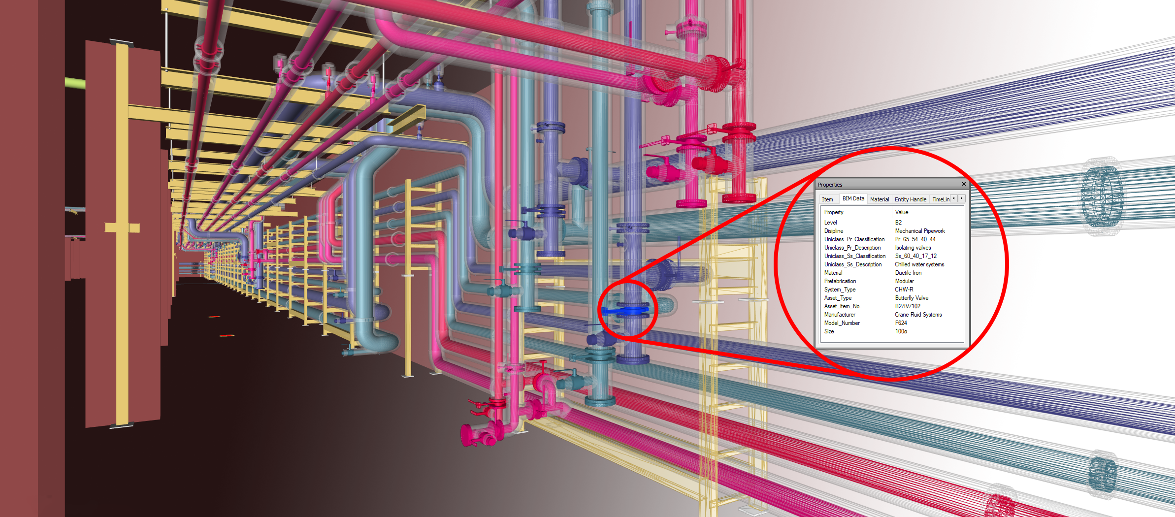CAD SERVICES Bim modelling and data