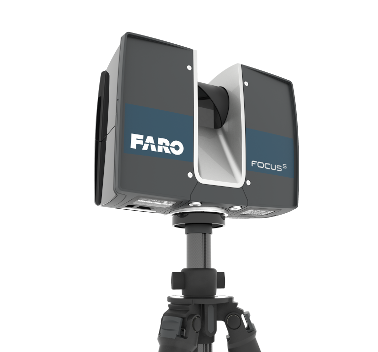 Faro Point cloud scanner at CAD SERVICES